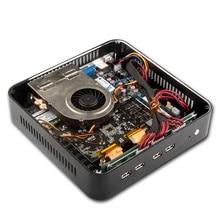 Two-Colored Aluminum Quad-Core Gaming Mini PC