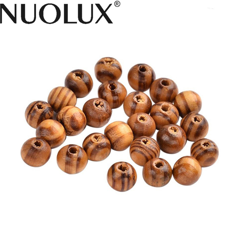 with FREE 8mm 200pcs x BLACK Wooden Round Beads *CHILDRENS CRAFTS* Beading Thread