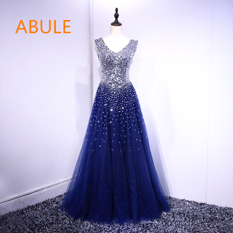 08bc2e901b43f abule Quinceanera Dresses 2018 v neck lace up beads a-line appliques ball  gown prom dress Gown 15 Years Layer Tulle Custom sizes