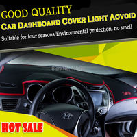 Car Dashboard Cover Light Aovoid Pad Mat Sticker For Volkswagen New Jetta POLO Tiguan Touran Magotan Santana
