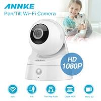 ANNKE HD 1080P Home Security Pan Tilt Wi Fi IP Camera Wireless Surveillance Security Camera IR