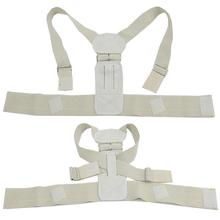 JEYL Hot Magnetic Orthopaedic Posture Corrector Back & Shoulder Support Brace Belt Unisex