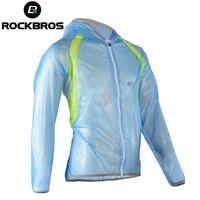 ROCKBROS MTB Cycling Jersey MultiFunction Jacket Rain Waterproof Windproof TPU Raincoat Bike Bicycle Equipment Clothes 3
