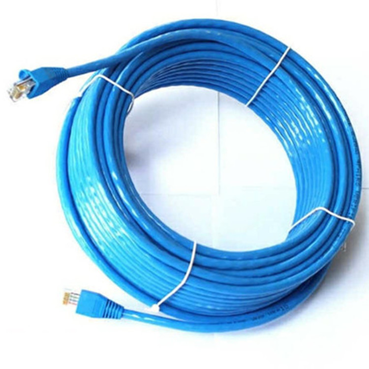 Wire line manufacturers direct connect line network jumpers over five categories