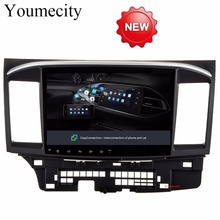 Youmecity 2G RAM Android 8 1 2 DIN Car DVD GPS for MITSUBISHI LANCER 2008 2016