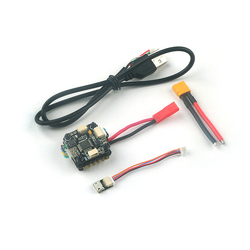 Mini Tower F3 OSD Flight Control Integrated 10A 4in1 ESC 20mmx20mm for FlyTower FPV Racing Drone RC Racer Indoor Quadcopter 130