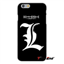 Death Note CasesFor Huawei G7 G8 P8 P9 Lite Honor 5X 5C 6X Mate 7 8 9 Y3 Y5 Y6
