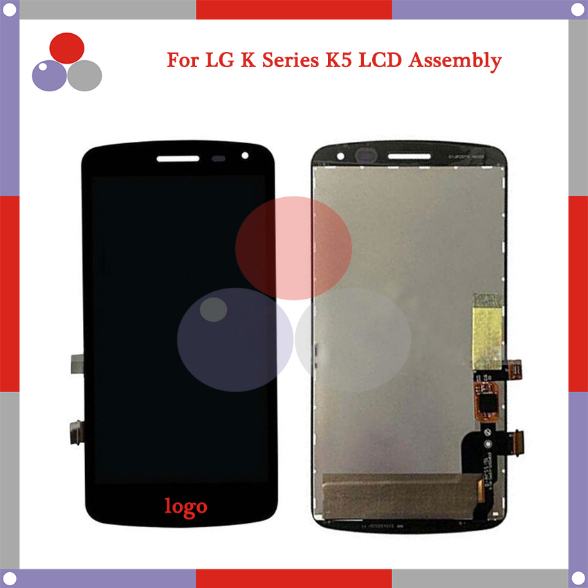 20Pcs/lot 5.0 For LG K Series K5 X220 X220MB X220DS LCD Screen Display + Touch Screen Digitizer Assembly Free shipping highest quality 5 0 for lg k series k5