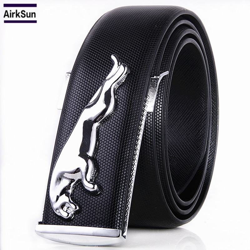 2017 Famous Brand Designer High Quality Genuine Leather Pin Buckles - Apparel Accessories