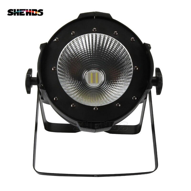 DJ Luce Par del LED C0B 200 w RGBWA + UV 6IN1 Illuminazione Top-Rated Venditori Novità Più Nuovo Caldo Più Nuovo disegno DMX Distributore