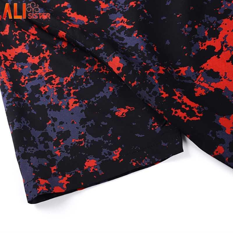 Повседневная Летняя мужская рубашка, топы с 3d принтом, трендовая рубашка с коротким рукавом для ночного клуба, мужская повседневная рубашка для вечеринки, Chemise Homme