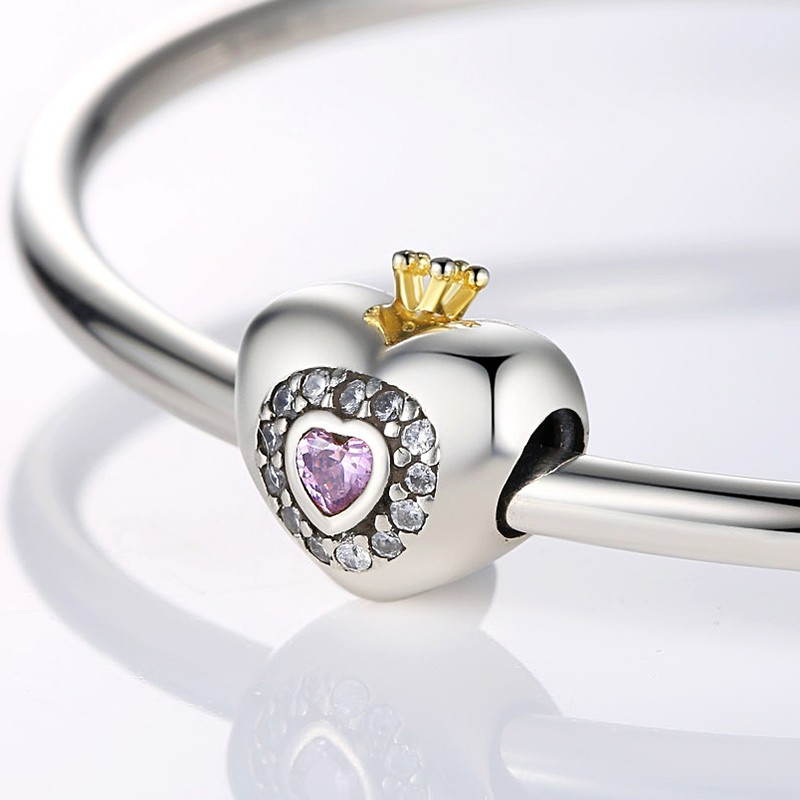 aliexpress buy real 925 sterling silver charm