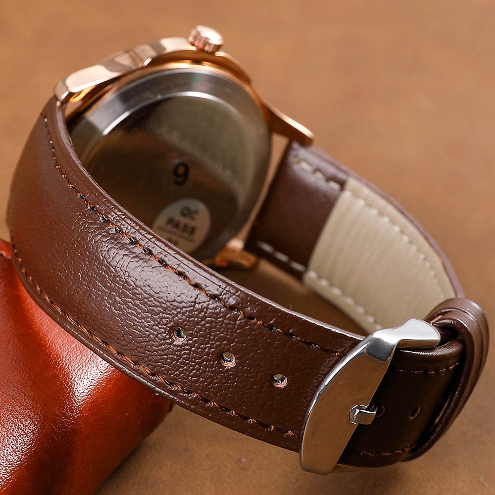 Watchband Quality High Genuine Leather Watch Band strap 12mm/14mm/16mm/18mm/20mm/22mm/24mm Watch Women Men Brown Black Belt band