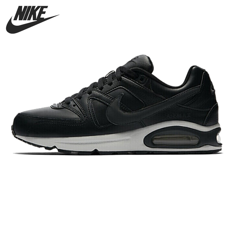 brand new 64784 da3df US $127.05 30% OFF|Original New Arrival 2018 NIKE AIR MAX COMMAND LEATHER  Men's Running Shoes Sneakers-in Running Shoes from Sports & Entertainment  on ...