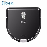 Dibea D960 Robot Vacuum Cleaner Smart With Wet Mopping Robot Aspirador With Edge Cleaning Technology For