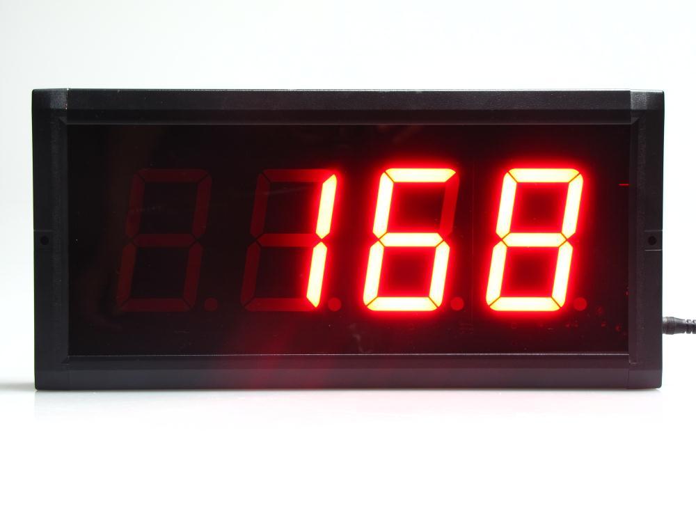 led digital screen  alarm clock calendar electronic indoor programmable led sign digital wall clock led DAY COUNTDOWN TIMER