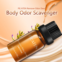 PILATEN 5 Pcs Remove Armpit Body Removal Odor Scavenger Deodorant Antiperspirant 15ml 0 53fl Oz