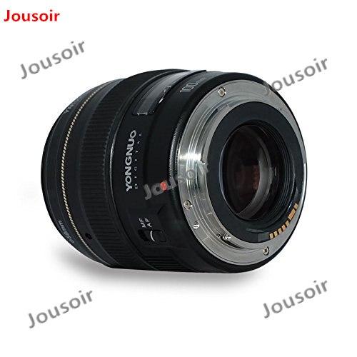 Yongnuo YN100mm F2 Medium Telephoto Prime Lens for C EOS Rebel Camera AF MF 5D 5D IV 1300D T6 760D 750D 1D 5DS CD50 Photo Studio Accessories     - title=