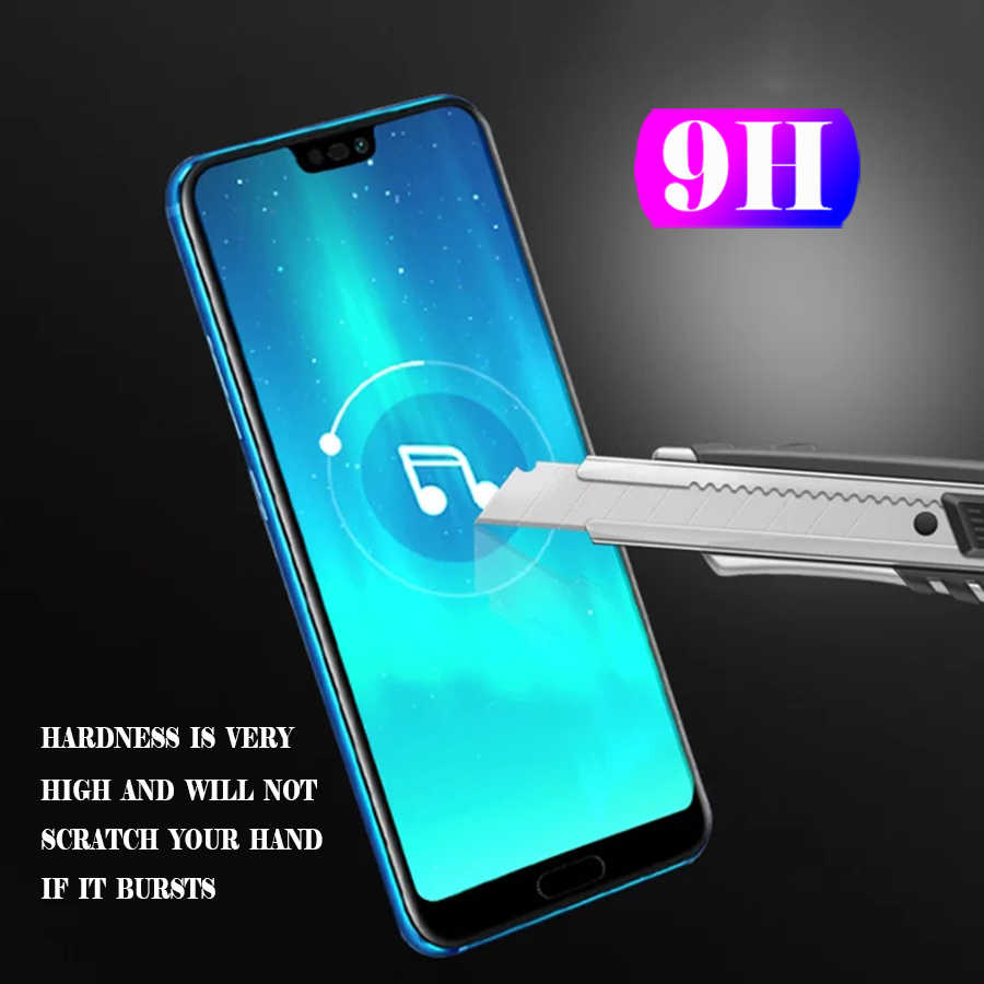 Vidro de proteção por Huawei P20 Pro glas temperado film Hauwei Huavei tremp P9 P10 P 9 10 20 lite protetor de tela mais huaway