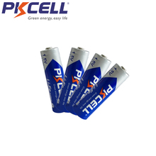 8Pc PKCELL 1.5V FR6 L91 AA LiFeS2 batterie 3000MAH 14.5*50.5MM 15 ans pour téléphone portable, baladeur, appareil photo