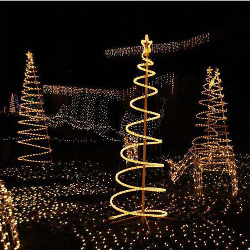YUNLIGHTS 12m 100 LED Solar String Lights Waterproof Fairy Light String for Wedding Garden Birthday Holiday Decoration