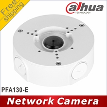 Free shipping Dahua Water proof Junction Box Aluminum IP66 junction box bracket PFA130 E fix IPC HDW4433C A IPC HDW4631C A
