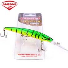 1PC Plastic Fishing lure 0.47oz-13.29g /5.71″-14.5cm Bass Baits 6# High Carbon Steel Hook Fishing Tackle
