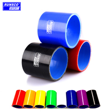 0 Degree Straight Silicone Hose Intercooler Turbo Intake Pipe Coupler Hose For BMW 32 38 45 51 60 63 70 76 80 83 89 95 102 127mm