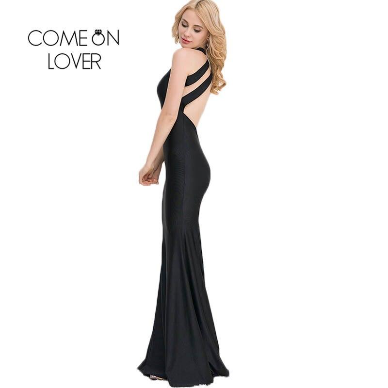 42ef6c4fdc73d US $29.26 49% OFF|I1013 Comeonlover New Elegant Long Maix Dress Fashion  Women Bandage Robe Longue Femme Sex Party Clubwear Summer Womens Clothing  -in ...