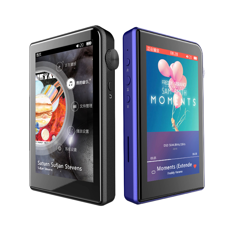 SHANLING M2s AK4490EQ Bluetooth 4.0 Retina Portable Lossless HIFI Music MP3 Player MiNi DAP DSD256 M1 Upgraded Hi-Res цены
