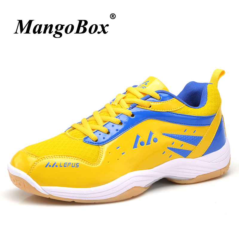 Best 2017 Mens Table Tennis Shoes Breathable Boy Badminto Trainers Brand Gym Women Shoe Indoor Light Children Badminton Sneakers professional cushioning volleyball shoes unisex light sports breathable shoe women sneakers badminton table tennis shoes g364