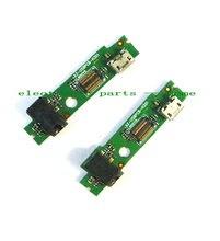 Новое оригинальными USB зарядка совета со шлейфом и микрофон для Lenovo A2107 A2207 мобильный телефон + прямая поставка