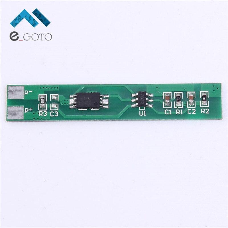 5 шт. короткие 4A 5A 2 S литий-фосфатные Батарея Зарядное устройство защиты и управления 7.4 В 8.4 В ток завышенную литий-ионный Батарея bms