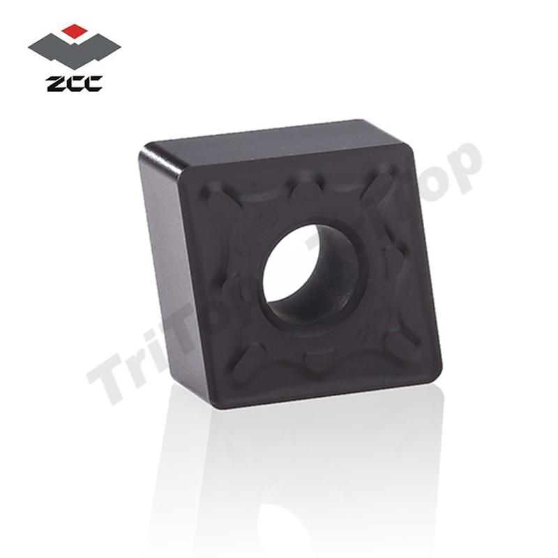ZCC UTENSILE DA TAGLIO CNMG120408 -DM YBC252, ZCC.CT piastra di - Macchine utensili e accessori - Fotografia 4