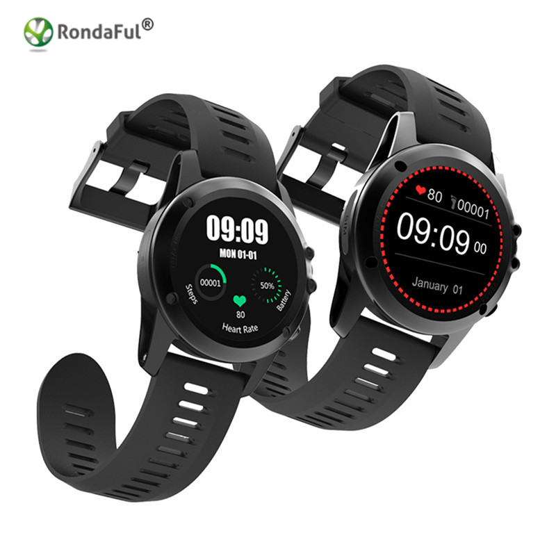 New Smart font b Watch b font H1 Android System 5 1 Positioning Dual Core Ip68