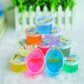 12 Colors Nontoxic Crystal Mud Plasticine Clay Playdough For Kids Magic Play Children's Crystal Soil Gift Play Doh Crystalmud