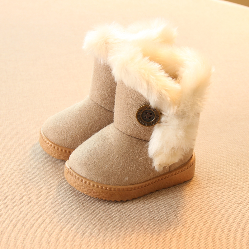 Winter-Children-Boots-Thick-Warm-Shoes-Cotton-Padded-Suede-Boots-for-Girls-Snow-Boots-Kids-Shoes-Black-Brown-Red-Pink-2
