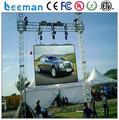 Leeman 6X3 м Открытый полноцветный P12 RGB led этап панели для рекламы видеопрокат рекламный щит