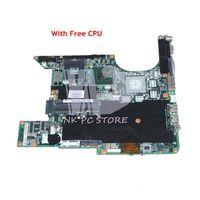 NOKOTION 434723 001 434725 001 For HP Pavilion DV6000 15.4'' Laptop Motherboard 945GM DDR2 Free CPU without Overheat Problem