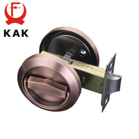 NED Stainless Steel 304 Cup Handle Recessed Door Handles Cabinet Invisible Pull Handle Fire Proof Set