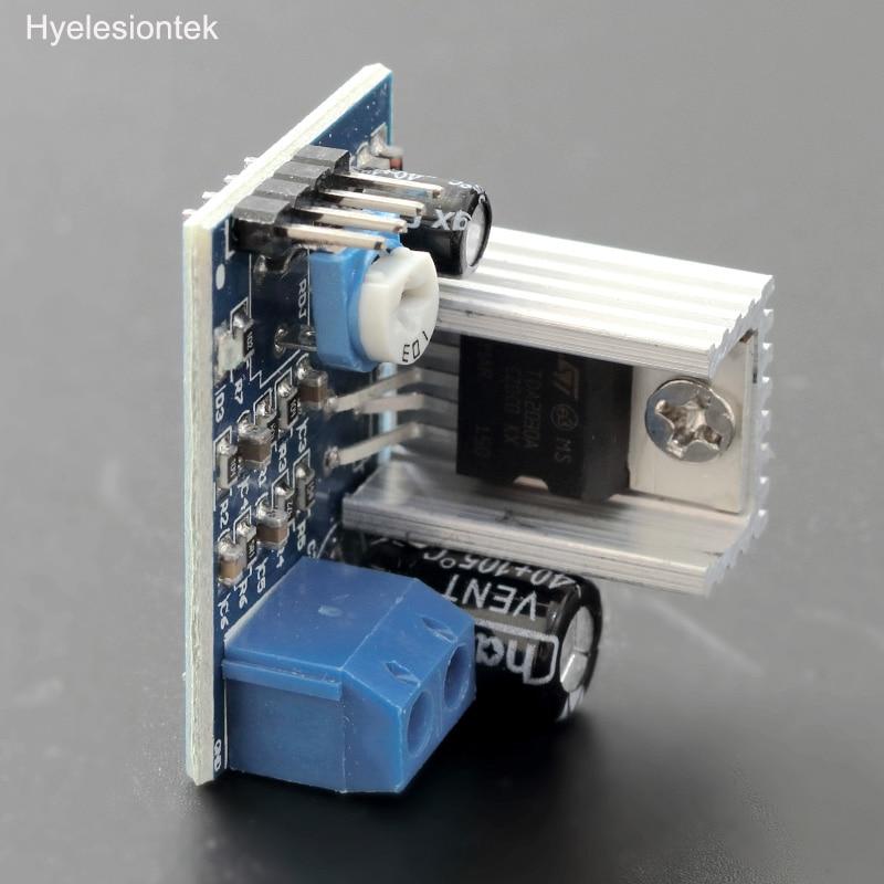1PCS Electronic TDA2030 Audio Amplifier Board For Arduino Audio TDA2030A Amplificador Module IC AMP Single Power Supply 6-12V цена и фото
