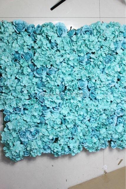 Spr Libero Di Trasporto Tiffany Blue 8pcslotto Seta Artificiale