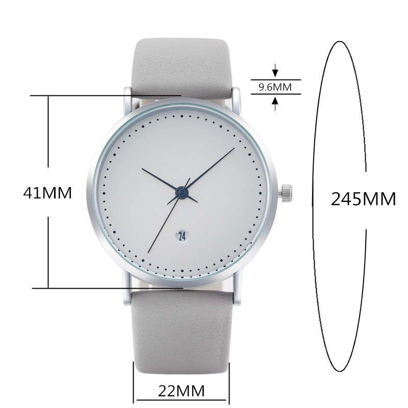 High quality quartz wristwatch 7