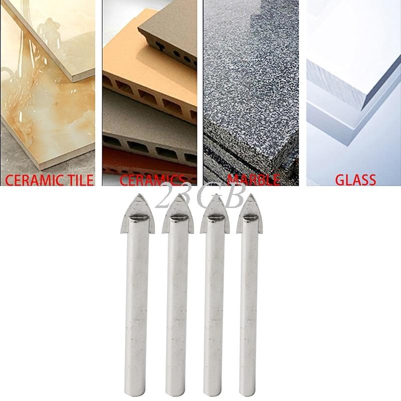Marble Glass Spear Head Cretive Drill Bits Ceramic Tile Tool 6810