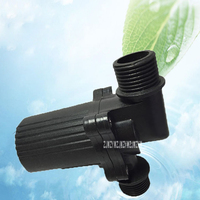 New ZX43E 1230 Mini Brushless DC Pump Household Small Pump Water Dispenser Water Pump+ Adapter 12v 14.4W 1.2A 800L / H 3M