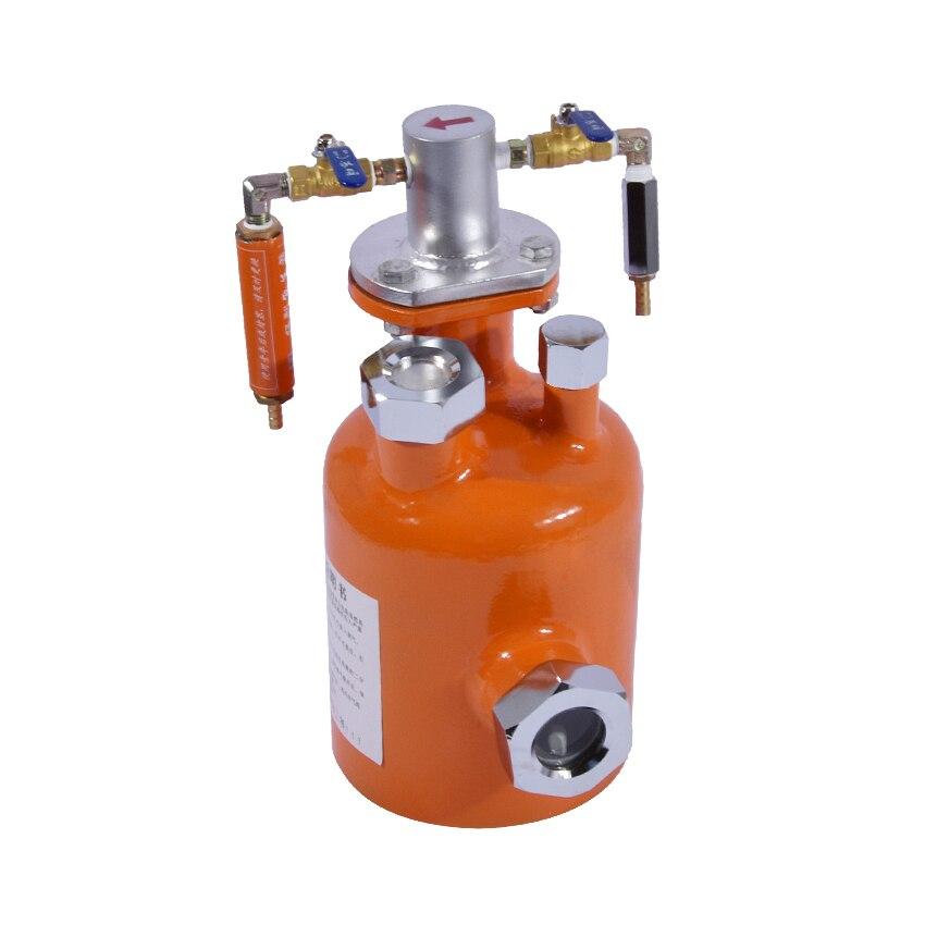 Nouveauté haute Performance générateur de soudage brasage Flux réservoir MPFSO-168P cuivre Pot de soudage Flux générateur 4L vente chaude