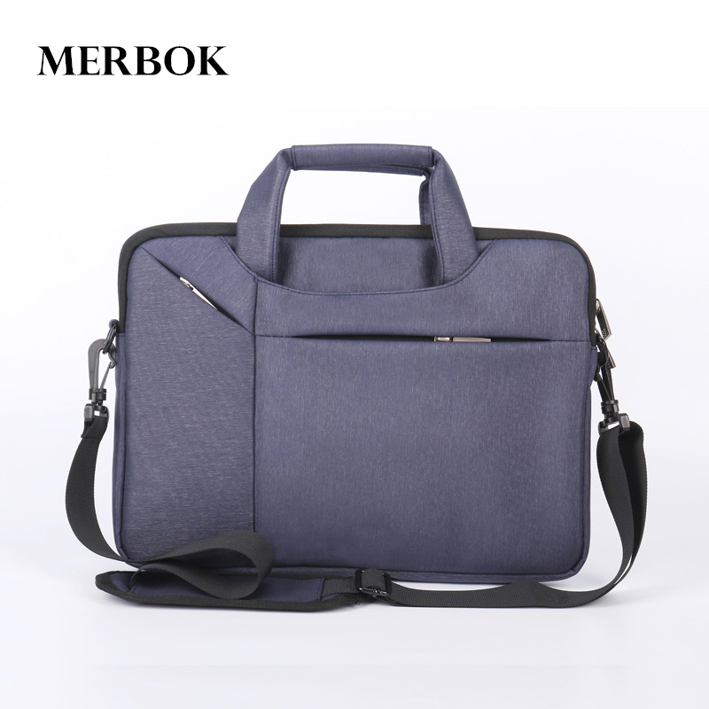Waterproof Laptop Bag For Asus Dell Hp Xiaomi 14 Notebook Bag for Macbook Pro 13 Laptop Bag For Acer Chromebook 15 2017 15.6