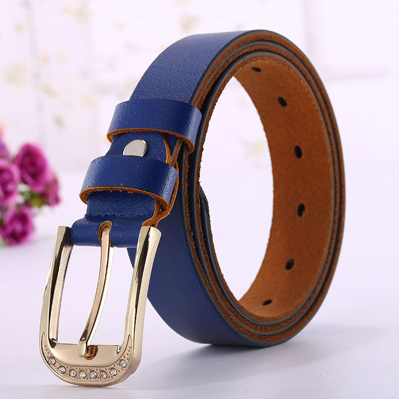 BlackCattle Women's Belts