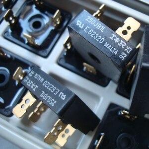 Image 3 - 2 sztuka 250JB1L 25A 100V audio diodowy mostek prostowniczy pozłacane 4 pin