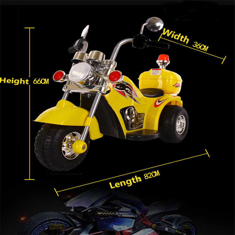 Baby Motorrad Kinder Elektrische Junge Mädchen Im Alter Von 3-6 LargeTricycle Motorrad Geschenk Off-road Motorrad Fahrt Auf Autos outdoor Spielzeug